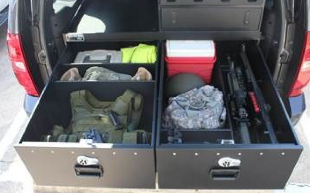 Military Weapons/Gear Storage